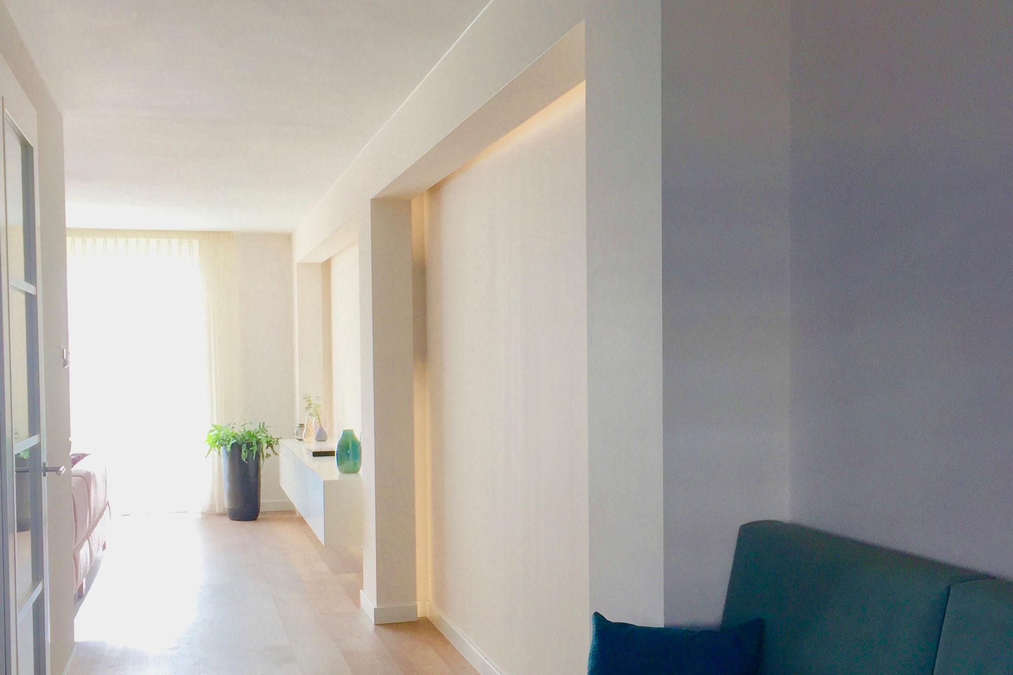 Wat Doen We Met De Lange Wand Blos Interieur